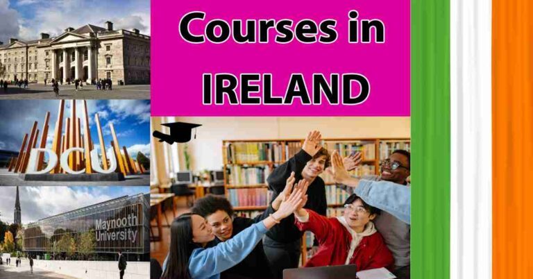 cheap short courses in ireland for international students